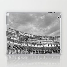 Inside of the Colosseum Laptop & iPad Skin