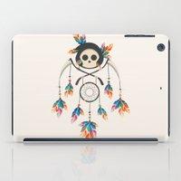 Angel de la Muerte iPad Case