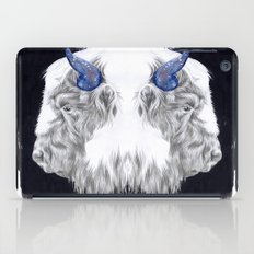 Space Cow iPad Case