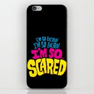 I'm So Excited! I'm So E… iPhone & iPod Skin