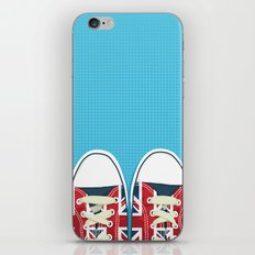 Casual British iPhone & iPod Skin