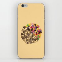 Parallel Pigmentation iPhone & iPod Skin