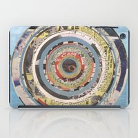 Round Sea iPad Case