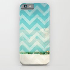 Chevron Beach Dreams iPhone 6 Slim Case