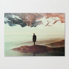 Mutual Canvas Print