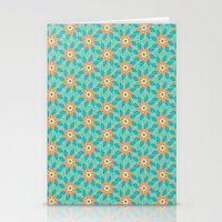 Tropical Florals Stationery Cards