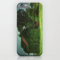 house with ghosts  iPhone 6 Slim Case