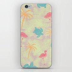 Tropics iPhone & iPod Skin