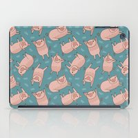 Pattern Project #52 / Piglets iPad Case