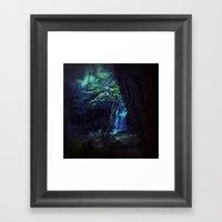 Hidden... Framed Art Print
