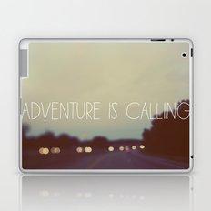 Adventure is Calling Laptop & iPad Skin