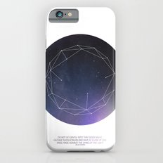 Light (Constellation) iPhone 6 Slim Case