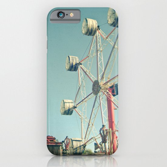 Fairground Attraction iPhone & iPod Case