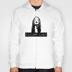 KILLER LADY LOGO ONE  Hoody