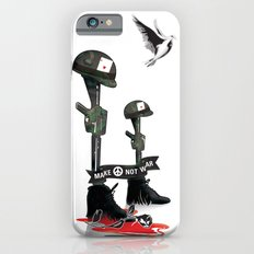 War Peace iPhone 6 Slim Case