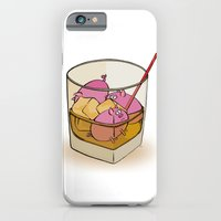 iPhone & iPod Case featuring Pickle Pigs Too by Megs stuff...