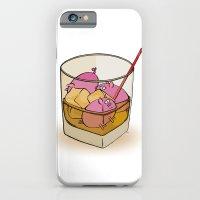 Pickle Pigs Too iPhone 6 Slim Case