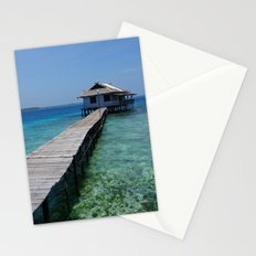 Secret house Stationery Cards