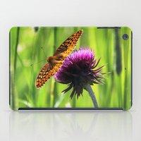 Great Spangled Fritillar… iPad Case