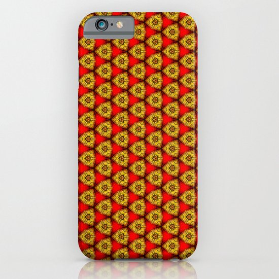 Brass Buttons iPhone & iPod Case