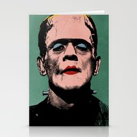 The Fabulous Frankenstei… Stationery Cards