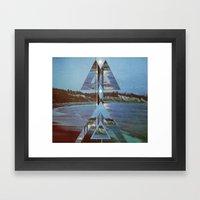 ⟁ ⟁  Framed Art Print