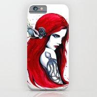 -City Ariel- iPhone 6 Slim Case