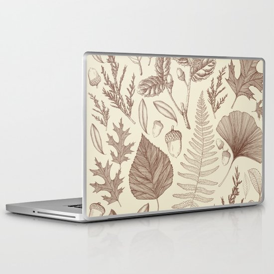 Study of Growth Laptop & iPad Skin