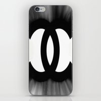 B&W Fashion C iPhone & iPod Skin
