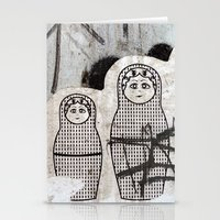 Matryoshka Stationery Cards