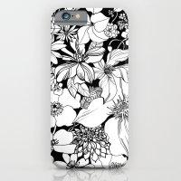 Summer Strawberries iPhone 6 Slim Case