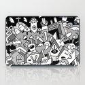 Nifty Shades of Grey iPad Case