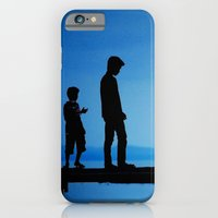 iPhone & iPod Case featuring WHEN I'M FEELING BLUE by Ylak