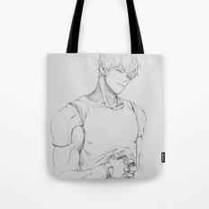 GENOS (One-Punch Man) Tote Bag