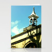 Quaint Village Stationery Cards