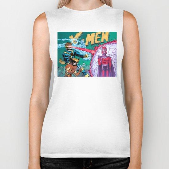X-Men! Biker Tank