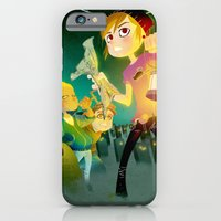 The Secret of Mary Shelley iPhone 6 Slim Case