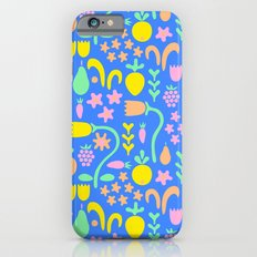 Fantasy garden iPhone 6s Slim Case