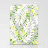 Spring Fern Stationery Cards