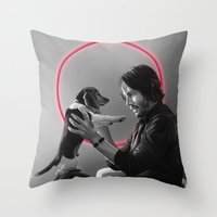 A Semblance Of Hope Throw Pillow