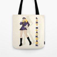 Lady Blackhawk Tote Bag