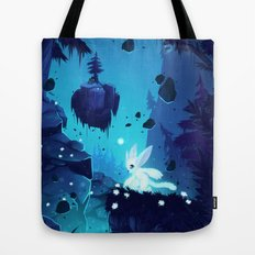 Ori - Lost without Light Tote Bag