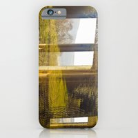 iPhone & iPod Case featuring Wicklow Window  by Aoife Giles