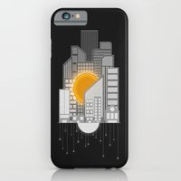 iPhone & iPod Case featuring Why Do We Need The Sun And Moon? by Logan Schraeder