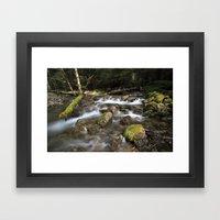 Paradise Creek I Framed Art Print