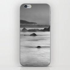 Foggy sunset. BN iPhone & iPod Skin