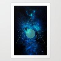 Geometrical 006 Art Print