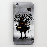 The Hut iPhone & iPod Skin