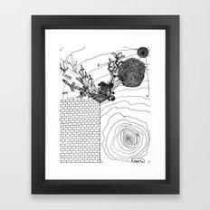 Cultus Framed Art Print