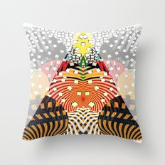 Mort Throw Pillow